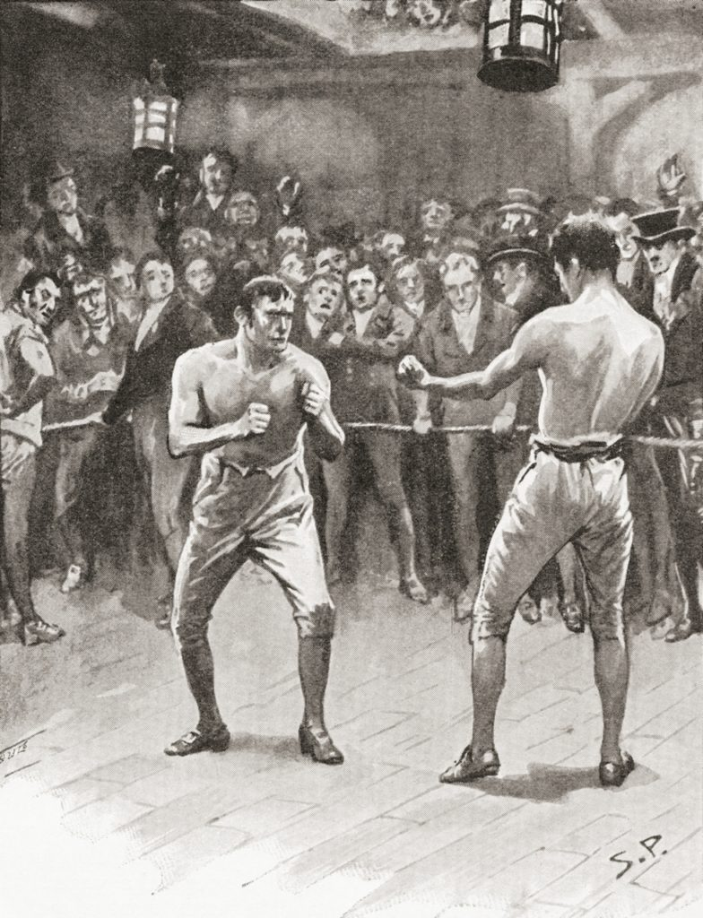 Boxing History Prizefighting